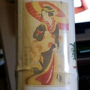 Geisha Roll Up Blind